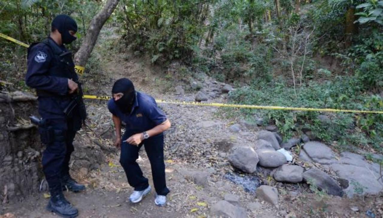 Matan a pandillero y hieren a tres más de sus familiares en Panchimalco