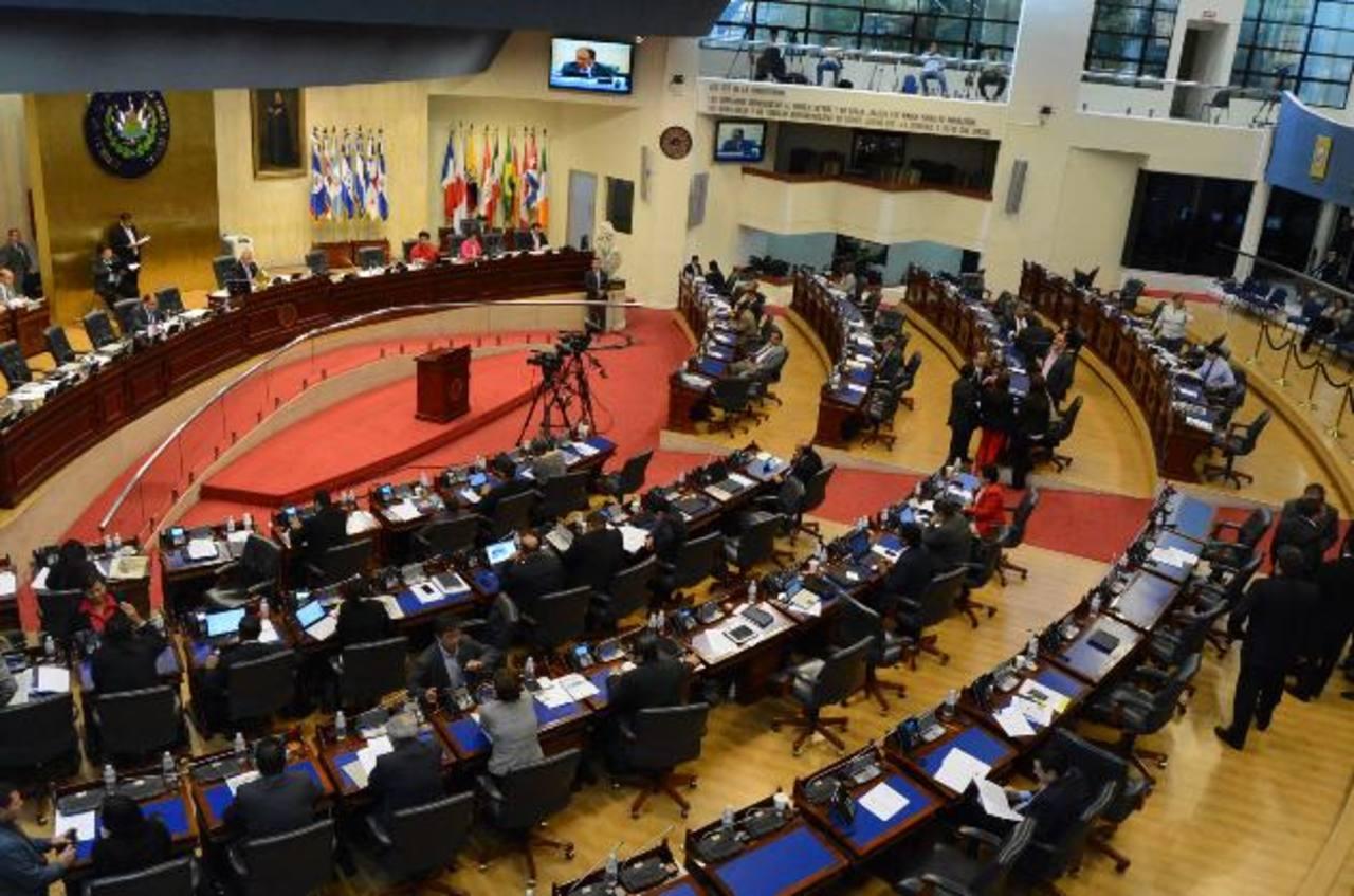 Fusades también cree necesario reformar la ley de partidos para transparentar los fondos que manejan. foto edh / archivo