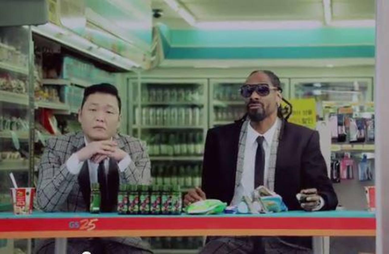 El nuevo vídeoclip de PSY y Snoop Dogg podría ser censurado