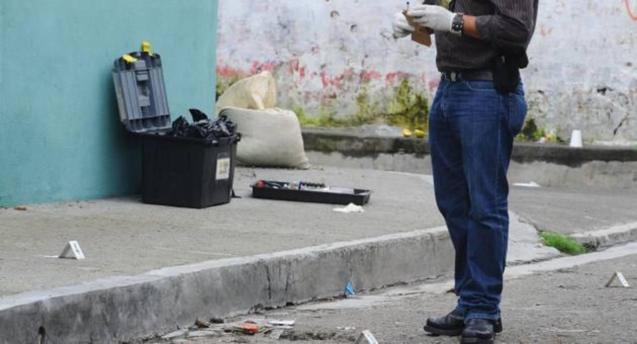 Detienen a 6 policías tras tiroteos donde murieron 2 pandilleros en Zacatecoluca
