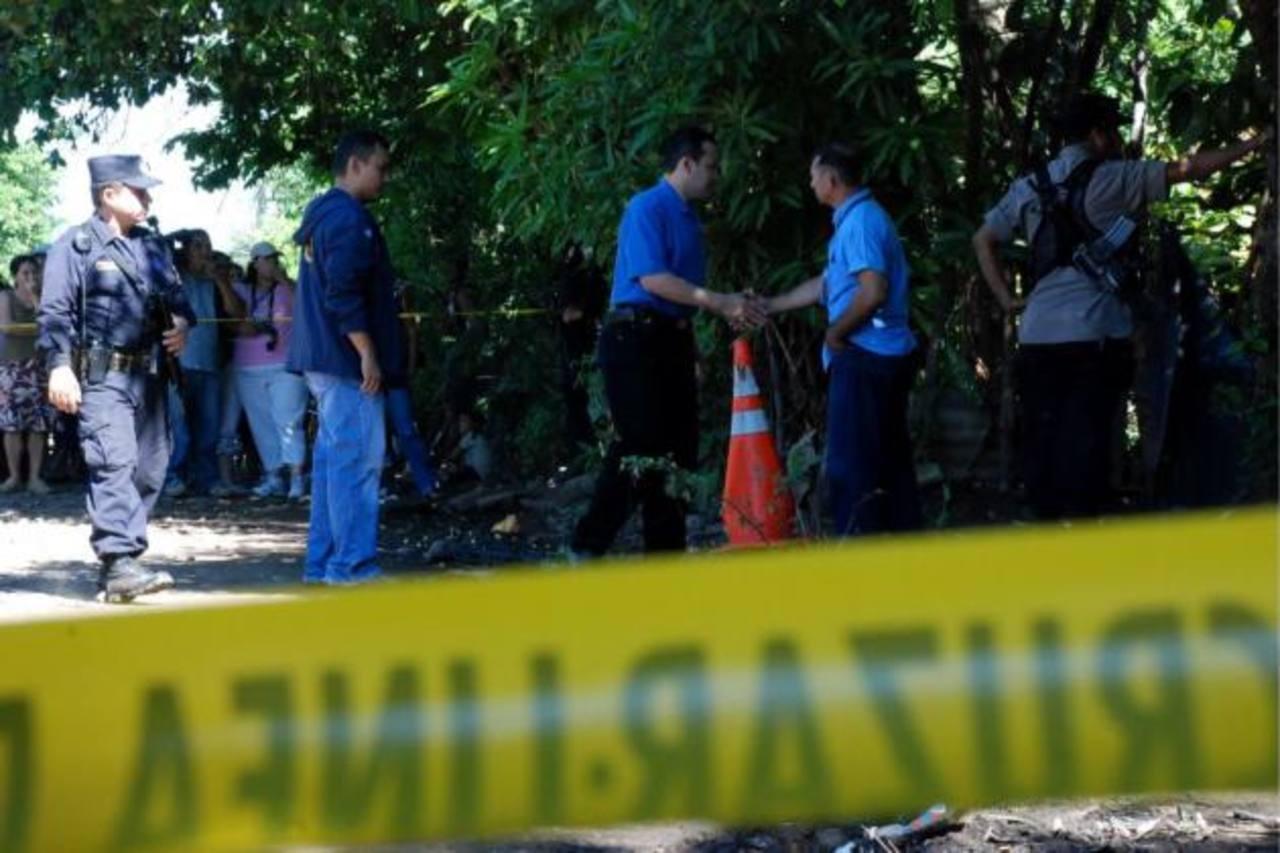 Amarran y luego matan a dos pandilleros en Usulután