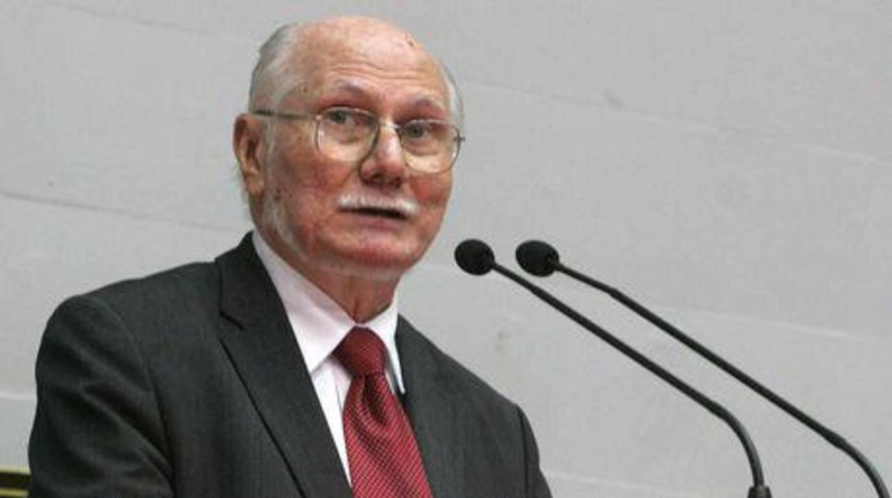 Jorge Giordani, exministro de Planificación, presente por 13 años en esa cartera.