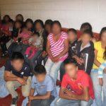 Casi 400 niños salvadoreños en albergue de Arizona por ilegales