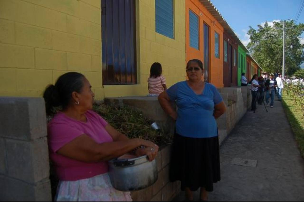 El acceso a vivienda continúa siendo una de las principales demandas de los salvadoreños.