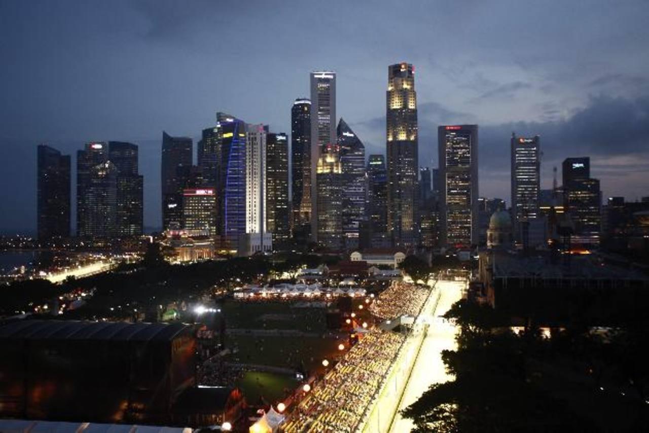 La economía de Singapur crece bajo el modelo de ciudad estado que la sitúa como una de las economías más libres del mundo. Foto EDH/ Archivo.