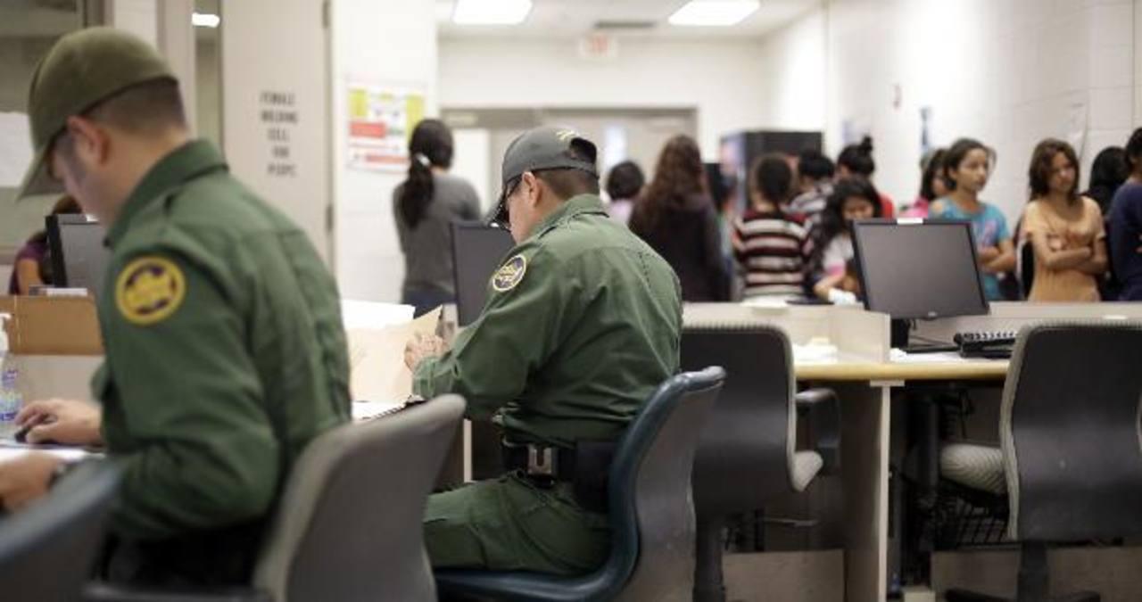 Los sitios de atención de migrantes de la frontera Sur de Estados Unidos solo están adecuados para albergar adultos.