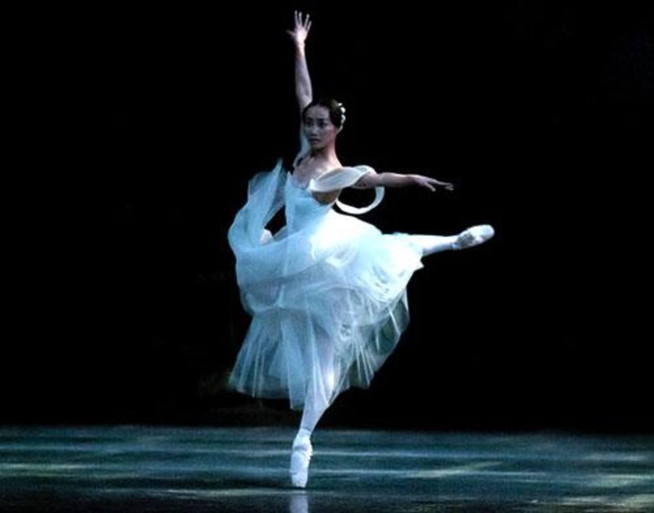 El ballet llega a la pantalla grande con Giselle