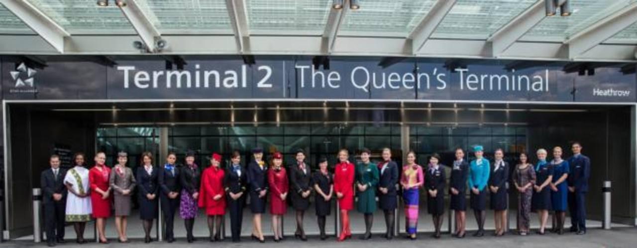 La inversión en la terminal costó cerca de 11 billones de libras esterlinas, es decir unos $18.7 billones. Foto EDH / Cortesía
