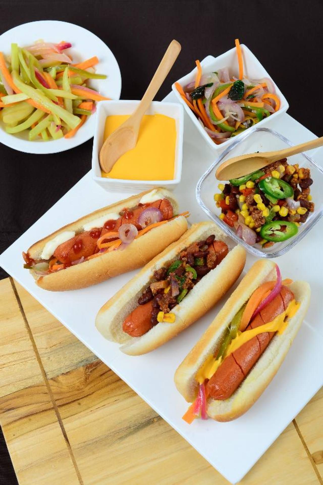 Encuentre recetas de comidas rápidas con toques diferentes para degustar con familia o amigos. foto EDH