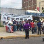 Vendedores informales exigen reubicar sus puestos en zona recuperada en centro de San Salvador