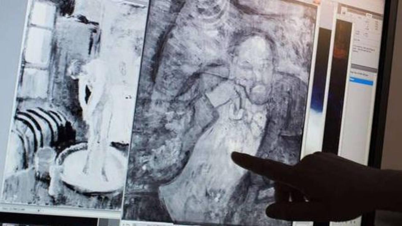 """Descubren un retrato oculto en """"La habitación azul"""" de Picasso"""