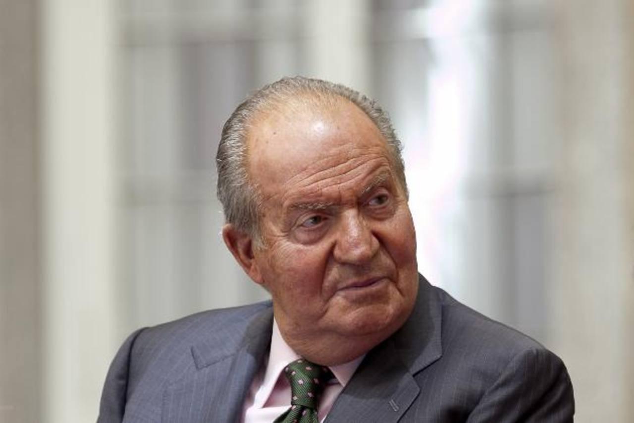 España busca dar fuero total al rey Juan Carlos
