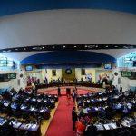 La Asamblea aprobó en diciembre pasado 14 reformas a la ley del Lavado de Dinero y excluyó a las PEP. foto edh / ARCHIVO