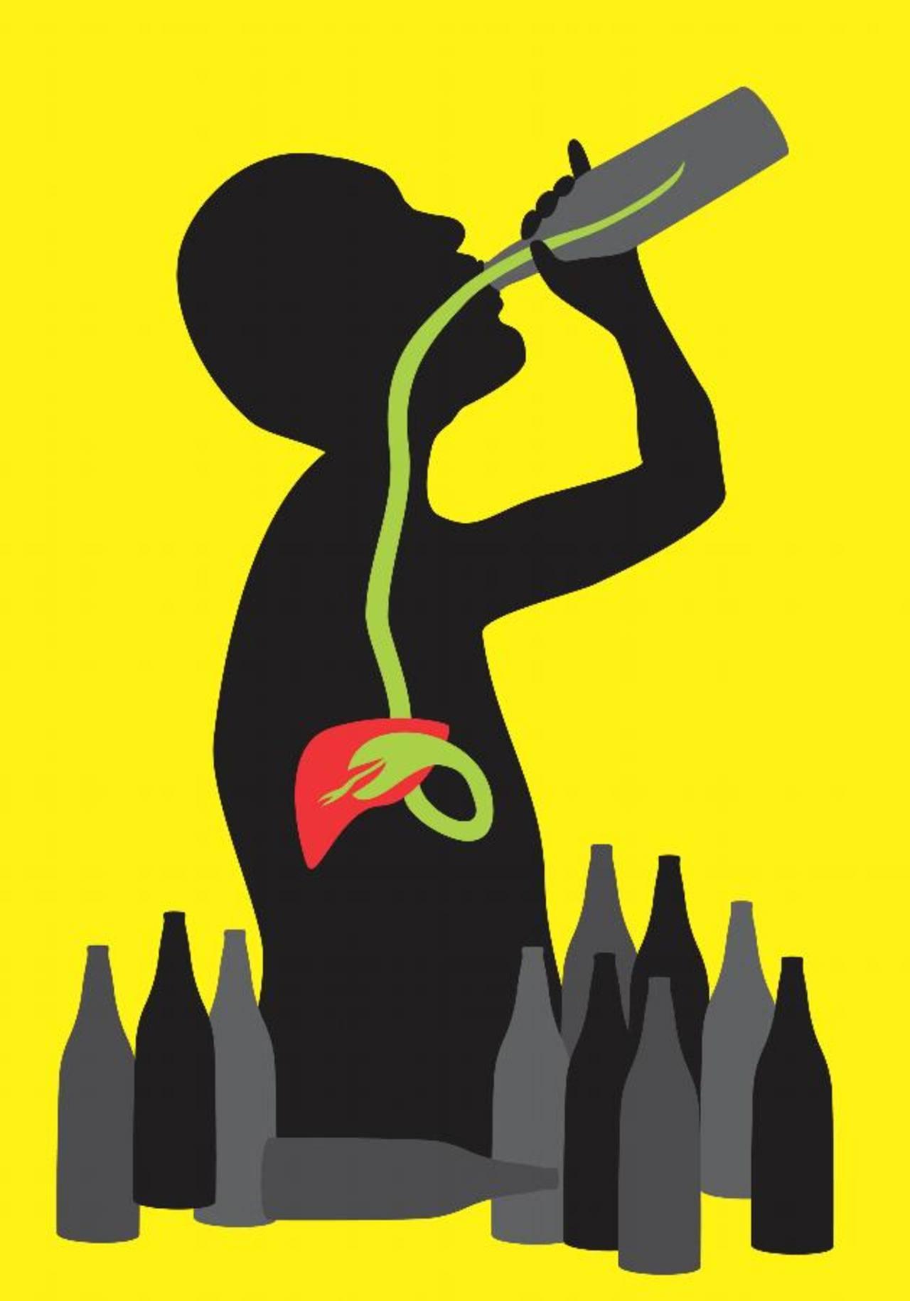 alcohol, un gancho directo al hígado | elsalvador