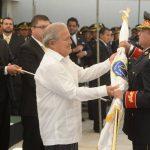Rigoberto Pleités entrega hoy su cargo como director de la PNC al comisionado Mauricio Ramírez Landaverde.