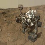 El robot Curiosity cumple un año marciano de exploración en el planeta rojo