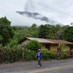 """Registran vibración """"muy fuerte"""" en volcán Chaparrastique"""