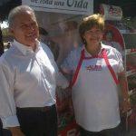 Mamá Albita, la nueva presidenta del CIFCO
