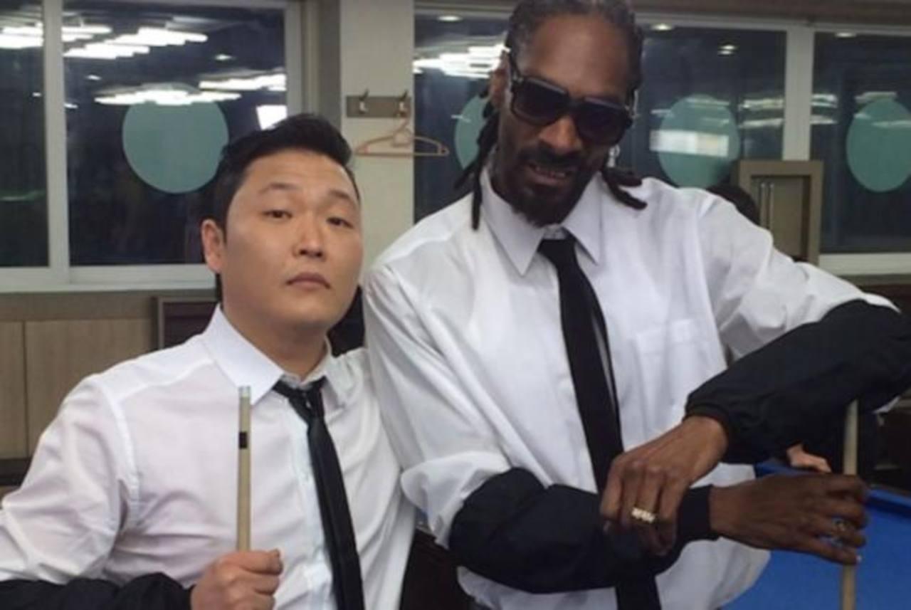 Adelanto del nuevo tema de Psy supera el millón de visitas en Youtube