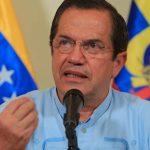 Canciller de Ecuador tratará diálogo entre Gobierno y oposición en Venezuela