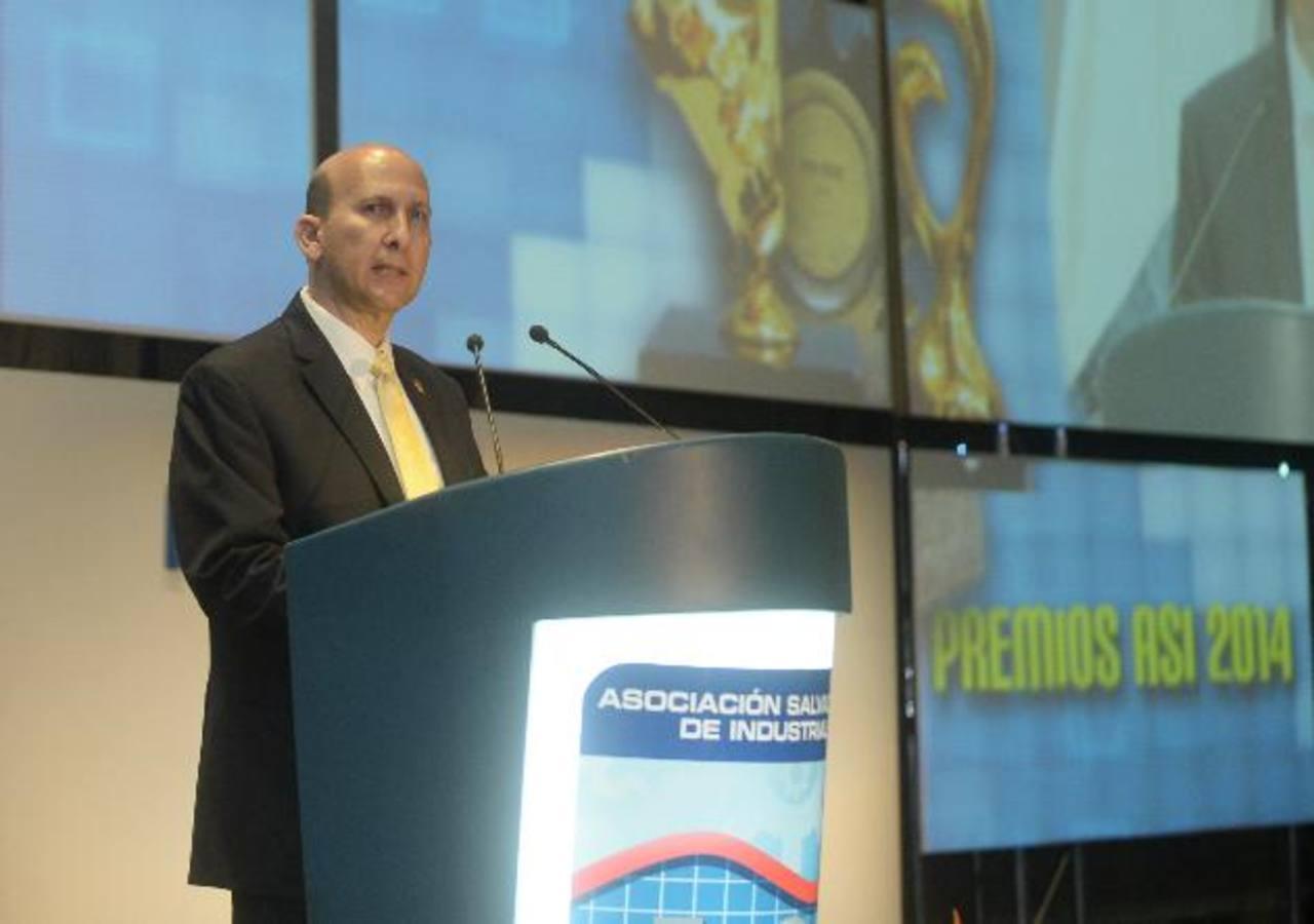 Discurso de Javier Simán en gala de premios ASI
