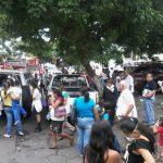 Evacuan a personal y usuarios de Fosalud San Jacinto por fuga de gas