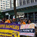 Activistas marchan en todo EEUU para presionar a Obama y Congreso por reforma