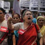 Los recientes casos de violaciones han generado manifestaciones en el país.