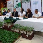 Representantes de la empresa dieron a conocer el ambicioso proyecto. foto edh / cortesía
