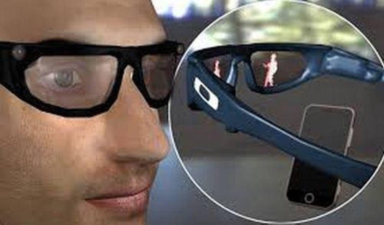 Estudiantes turcos crean gafas de ultrasonido para ciegos