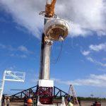 """NASA pone a prueba """"platillo volador"""" que podría llevar humanos a Marte"""