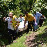 Hallan cadáver de Manuel Antonio Cabrera a unos 5 kilómetros del lugar donde fue arrastrado por correntada