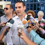 Ernesto Muyshondt critica juramentación de Funes en Parlacen