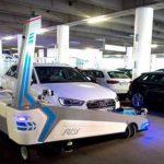 Robot valet estacionará autos en aeropuerto alemán