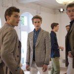 La casa de moda Dunhill presentó ayer sus creaciones en el primer día de la London Collections: Men. FOTOs EDH /
