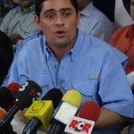 Carlos Vecchio es el coordinador político de Voluntad Popular, partido dirigido por Leopoldo López. foto edh / archivo