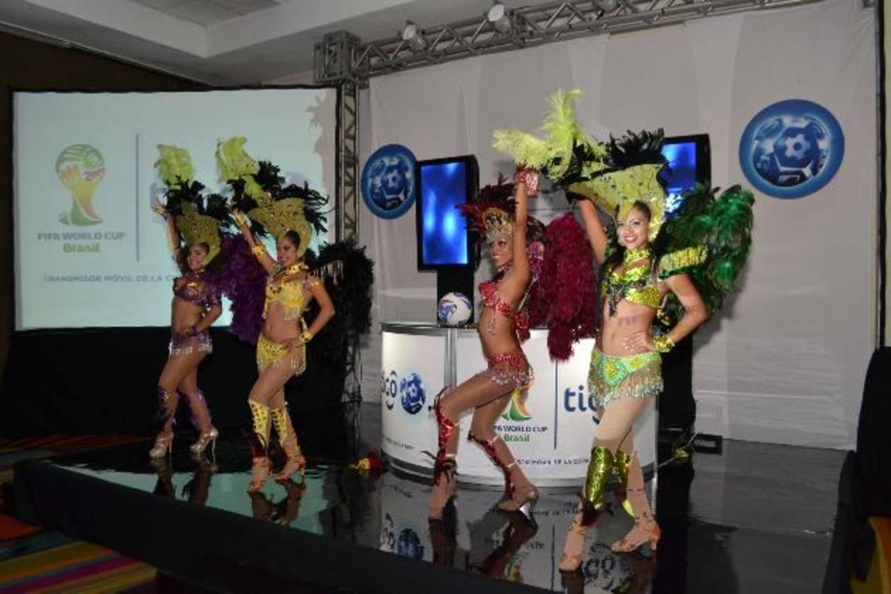 Tigo trae hasta su móvil Brasil 2014