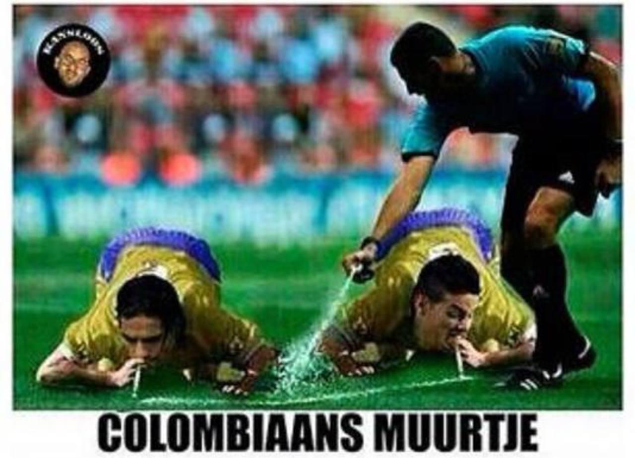 El meme que enojó tanto a los colombianos