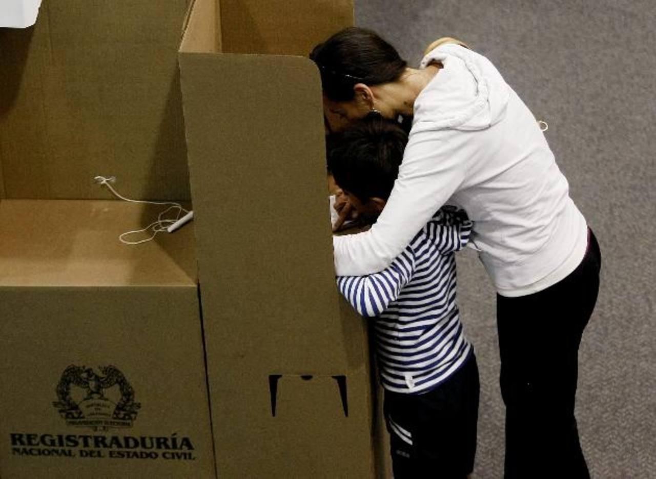 La primera vuelta electoral fue el pasado 25 de mayo.