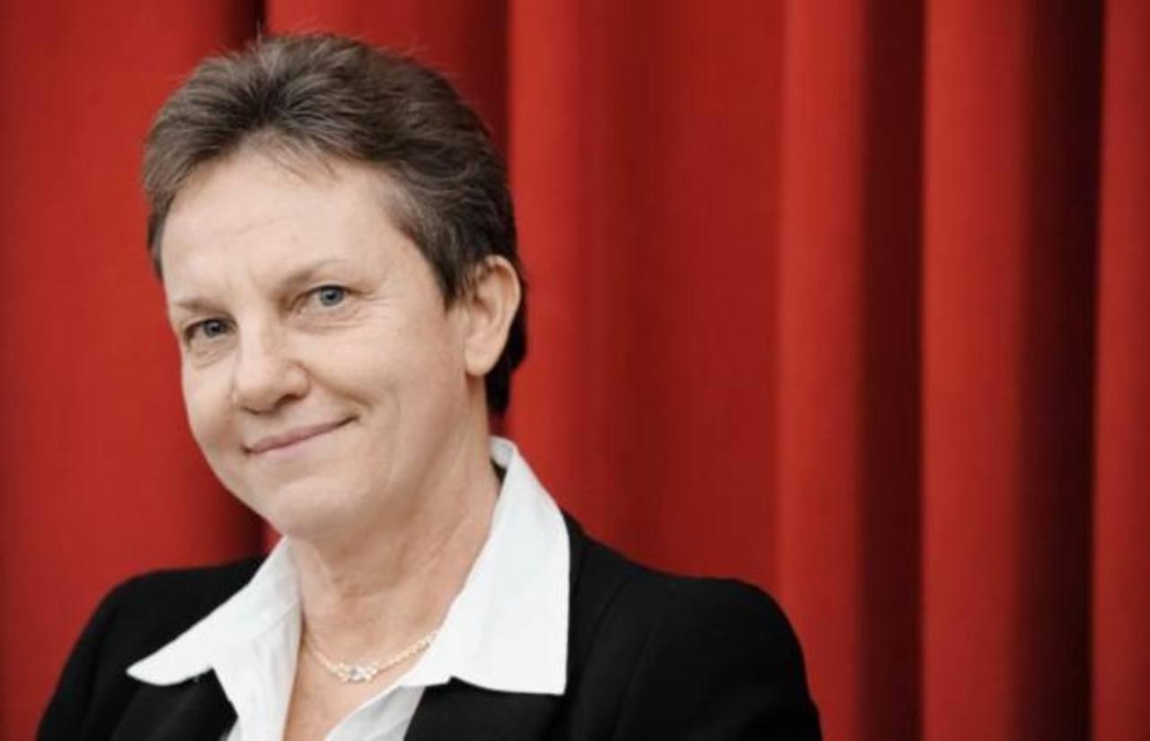María Cannata es la jefe del Tesoro de Italia. EDH/Archivo