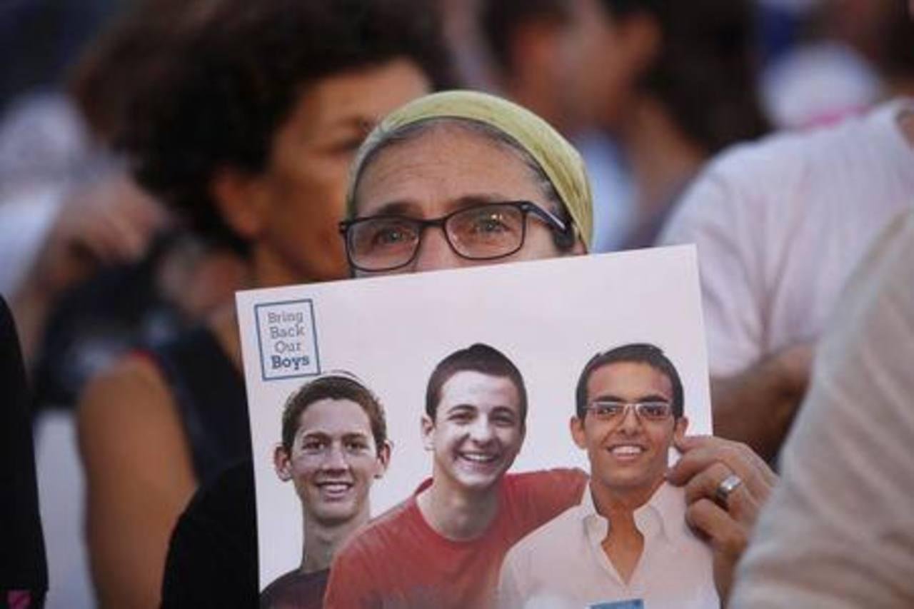 Israelíes secuestrados son hallados muertos