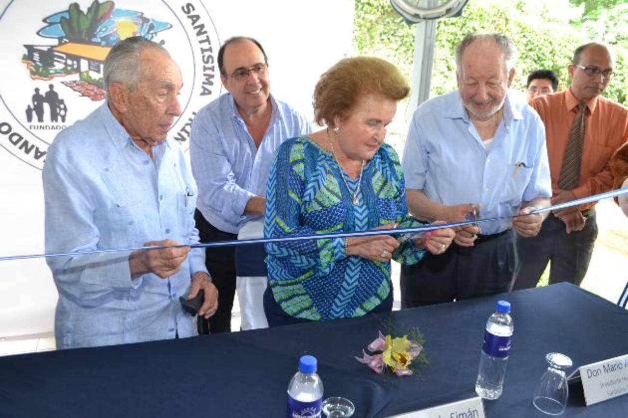 Inauguran instalaciones de Hogar Crea en Sonsonate