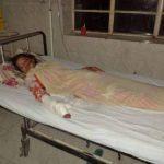 Joven paquistaní baleada por casarse