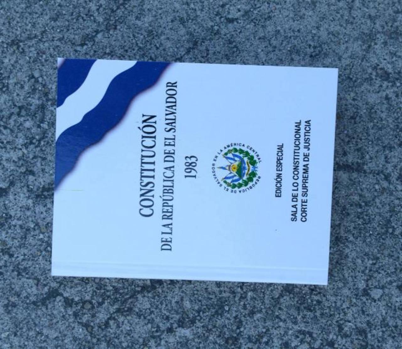 Sala Constitucional reafirma control al TSE