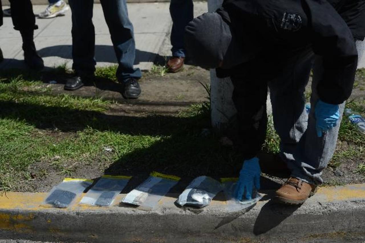 José Natividad Quinteros, de 30 años, fue capturado en las inmediaciones de la 25a Avenida Norte, en San Salvador.
