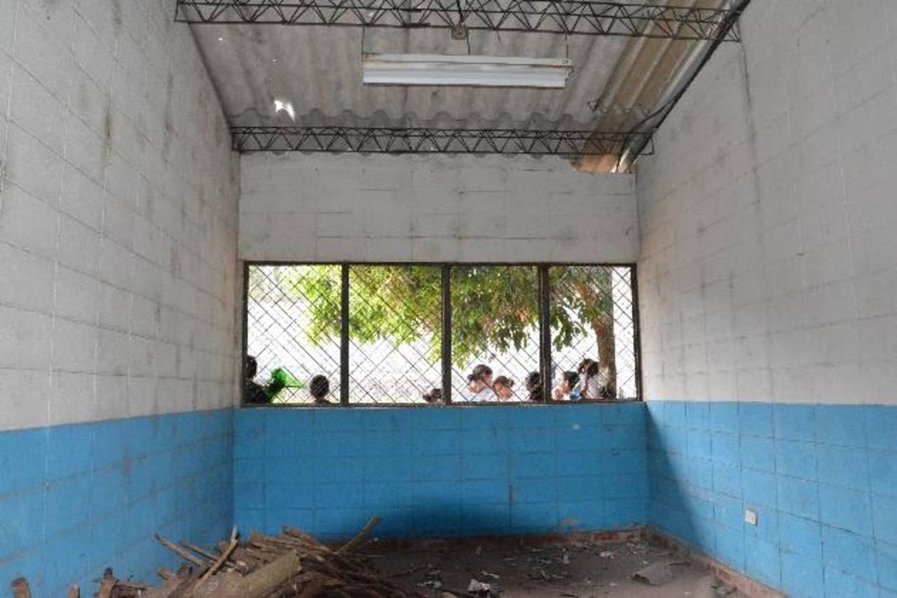 Dificultades similares en los centros escolares de las islas