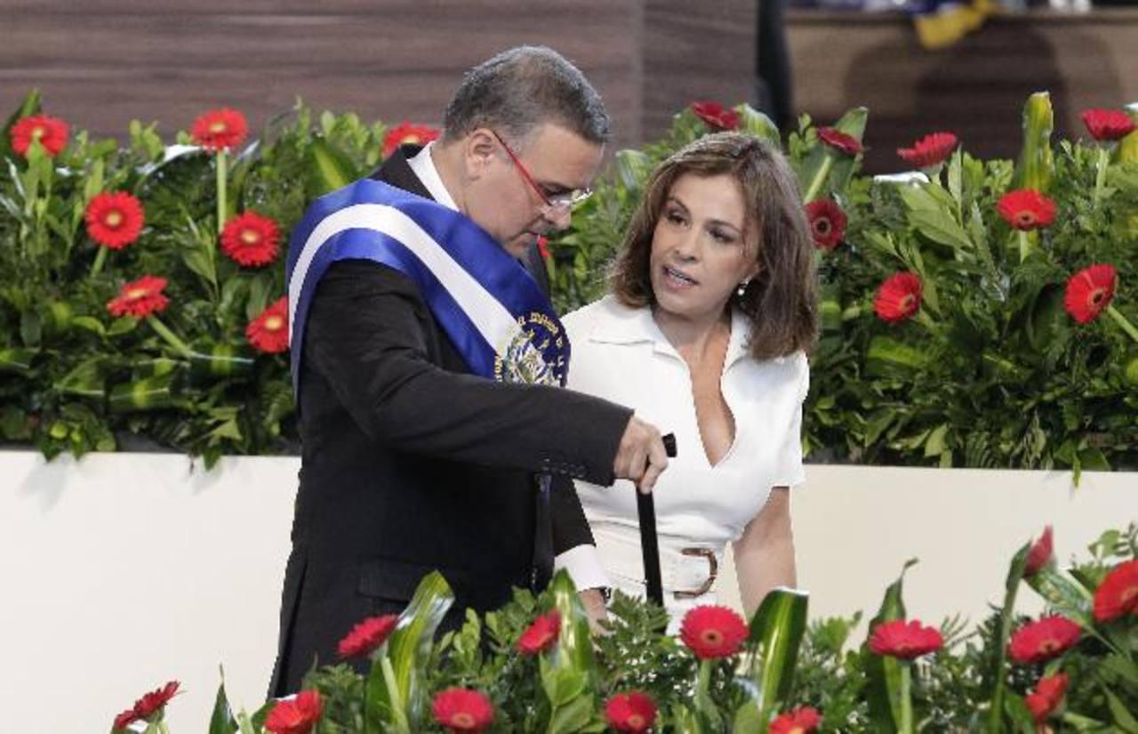 Funes será juramentado hoy como diputado del Parlacen