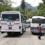 Pandilleros ordenan levantar paro de ruta 17 de Panchimalco