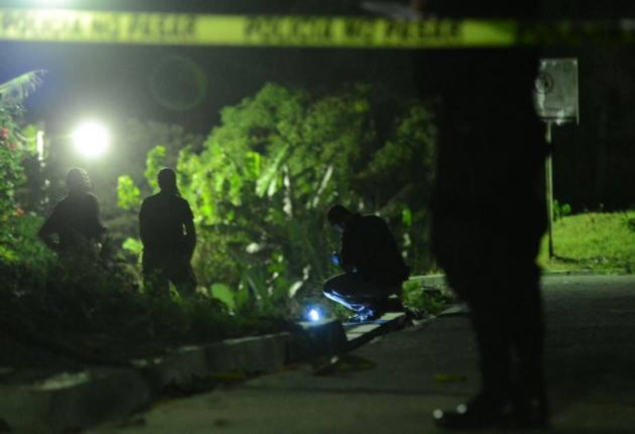 Policía reporta doble homicidio en San Pedro Perulapán