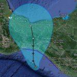 Tormenta Boris se forma frente a costa mexicana